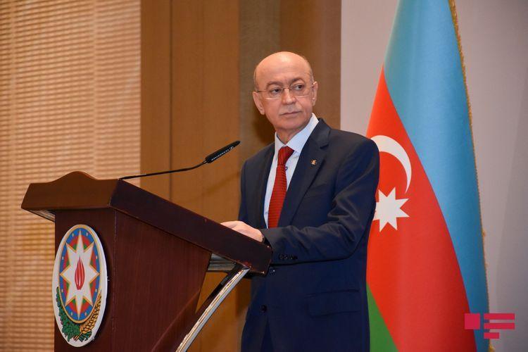 Кямаледдин Гейдаров: Министерство не раз достойно справлялось с тяжелыми испытаниями