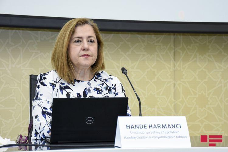 Ханде Харманджи: Пандемия повлияла на оказание основных медицинских услуг, возникла нехватка медработников