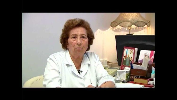 Скончалась известный педиатр Азербайджана Адиля Намазова