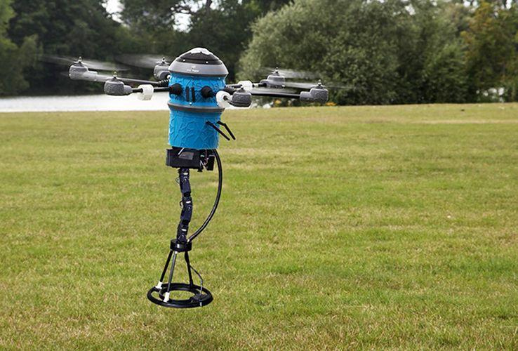 Азербайджанский стартап разработал проект дрона-миноискателя