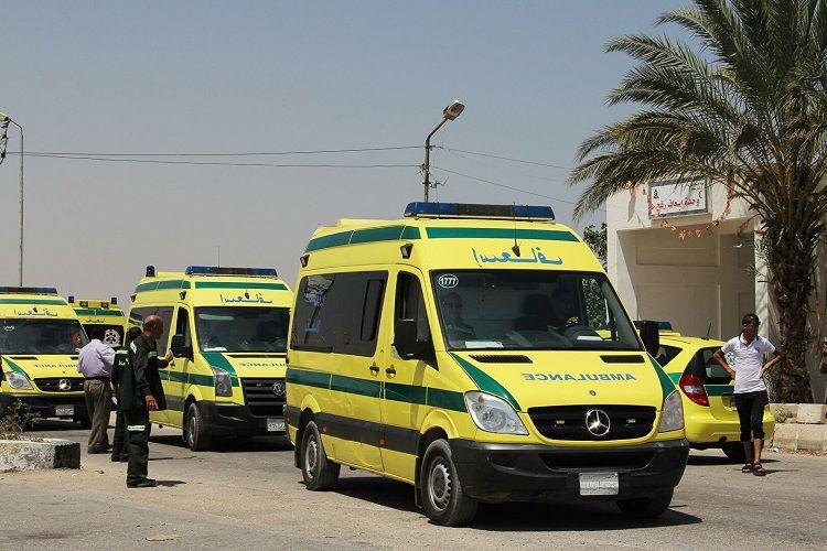 Misirdə iki avtobusun toqquşması nəticəsində 7 nəfər ölüb