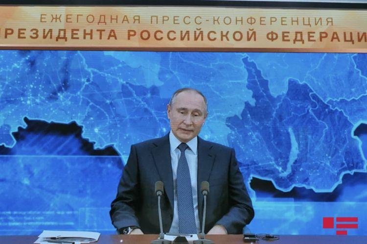 Президент России прокомментировал нарушение режима прекращения огня в Карабахе