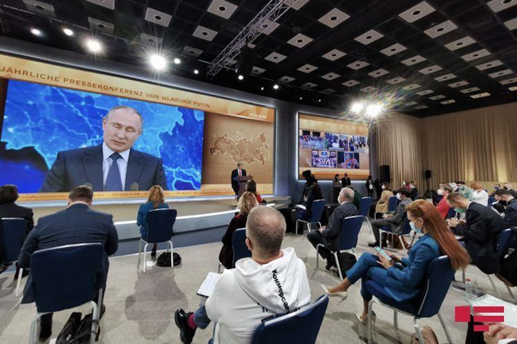 Путин рассчитывает на помощь других стран и международных организаций в карабахском вопросе