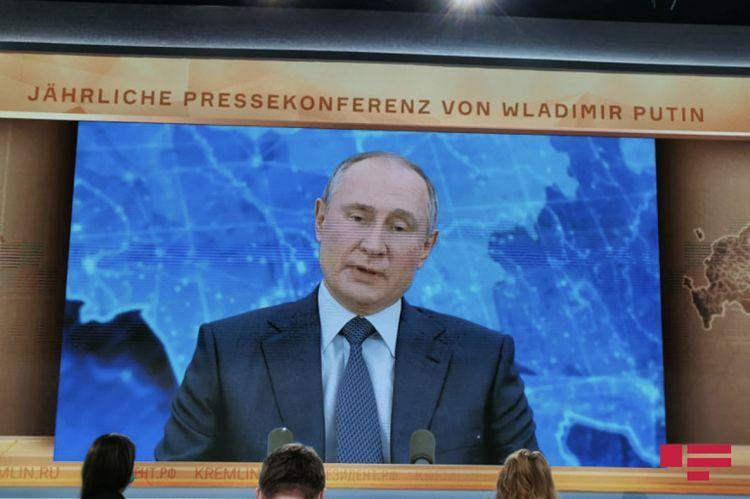 Президент РФ назвал главный результат трехстороннего заявления по Карабаху