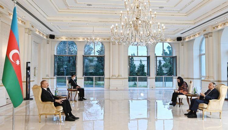 Президент Ильхам Алиев: Поддержка, оказанная Афганистаном Азербайджану – это символ братства и в то же время признак уважения международного права