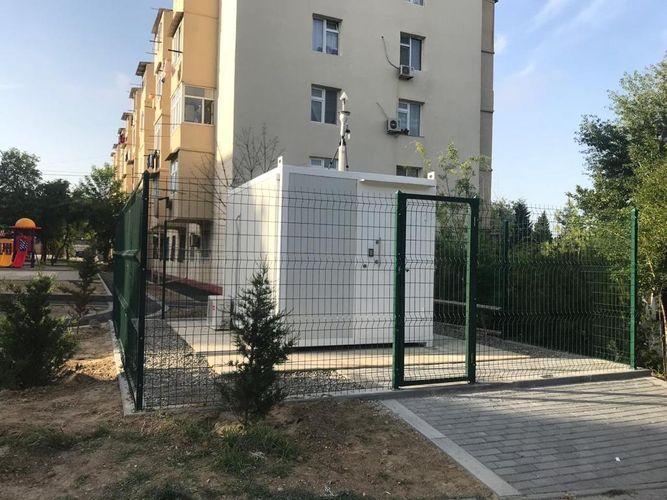 В Азербайджане установлены современные автоматические станции для измерения качества атмосферного воздуха