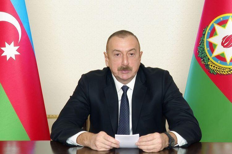 Президент Азербайджана: Действия армянского руководства были направлены на провоцирование азербайджанской стороны на ответные действия