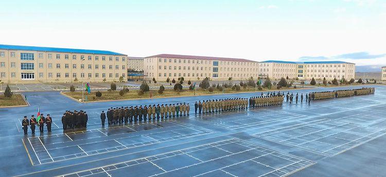 Naxçıvan Qarnizonu Qoşunlarında təşkil olunan növbəti kurslar başa çatıb