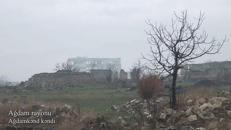 Село Агдамкенд Агдамского района - ВИДЕО