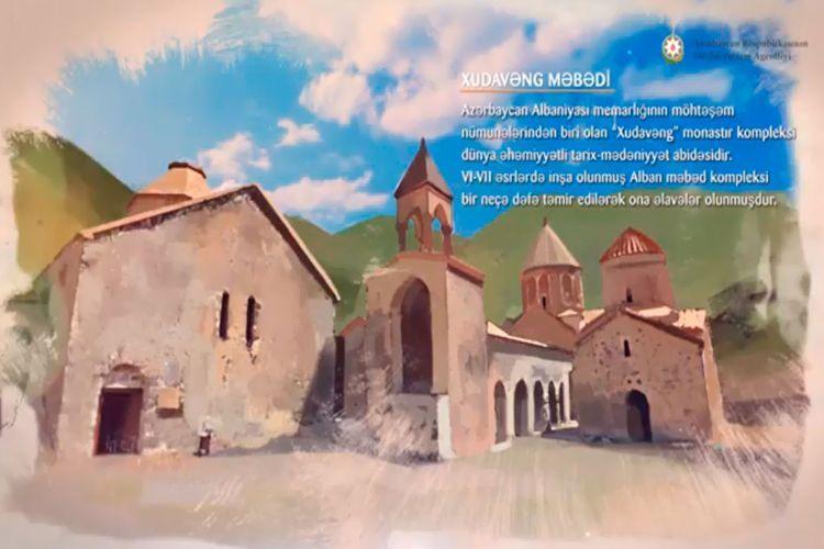 State Tourism Agency prepared video on must-visit attractions in Kalbajar