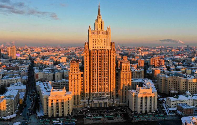 Послов ФРГ, Франции и Швеции вызвали в МИД РФ в связи с антироссийскими санкциями ЕС