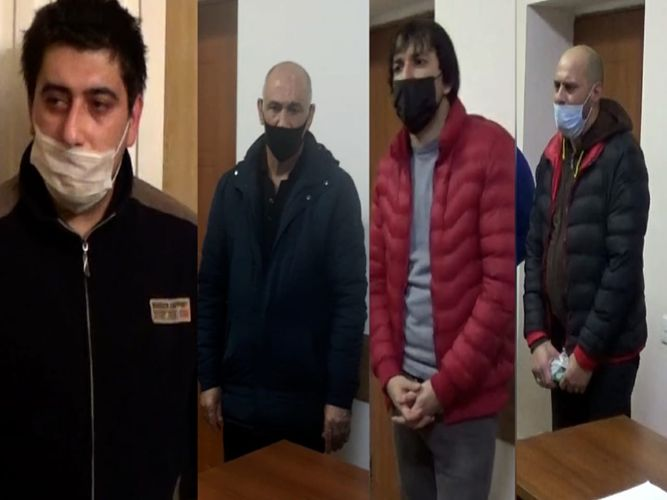 Polis 13 kq narkotik vasitəni dövriyyədən çıxarıb - VİDEO
