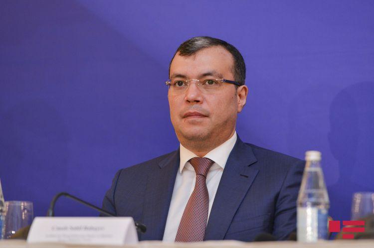 """Sahil Babayev: """"Son iki ildə əməkhaqqı fondu 77-78% artıb"""""""