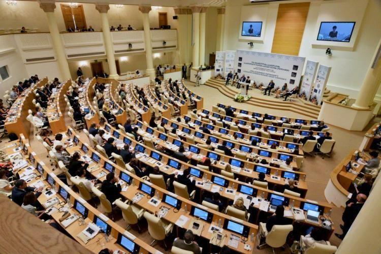 Парламент Грузии утвердил новое правительство