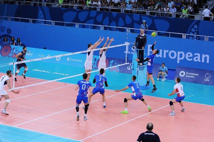 Azərbaycan millisinin AVRO-2021-dəki oyunlarının təqvimi bəlli olub