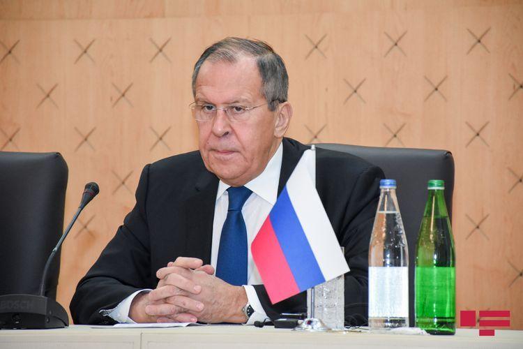 Лавров: Идет процесс активного развертывания совместного российско-турецкого Центра по контролю за прекращением огня