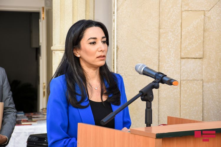 Омбудсмен обратилась к международной общественности в связи с сожжением армянскими военными тела пленного азербайджанского военнослужащего