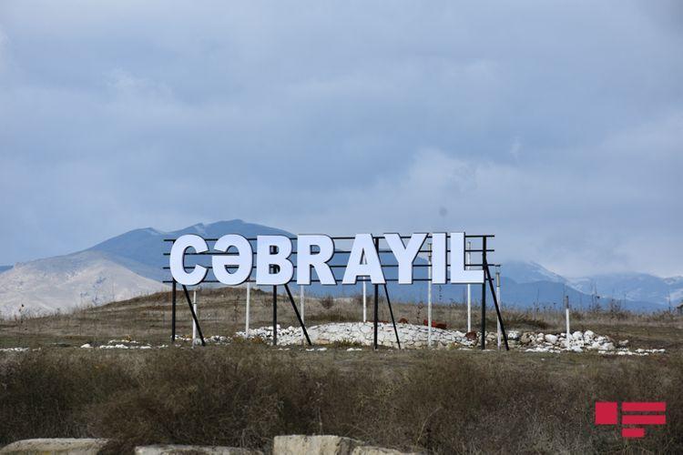 Следы армянского вандализма в Джабраиле, миф о разгромленной нашей армией «линии Оганяна» - РЕПОРТАЖ - ФОТО