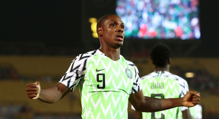 Manchester United signs Nigerian striker Odion Ighalo on loan