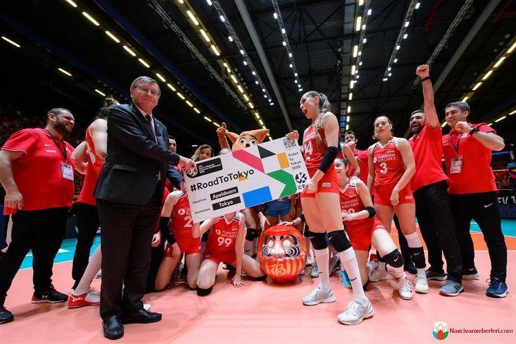 Токио-2020: Стали известны соперники сборной Турции