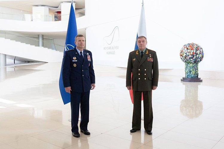 Date of the next round of Russia-NATO talks which to be held in Baku, revelaed