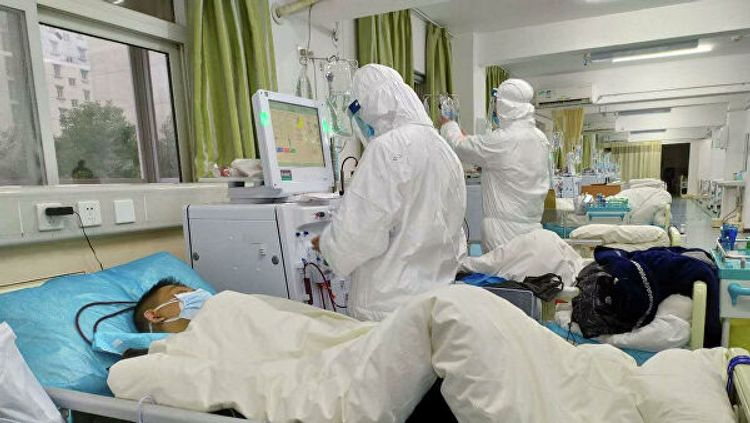 У 20 прибывших во Францию из Китая нашли симптомы коронавируса