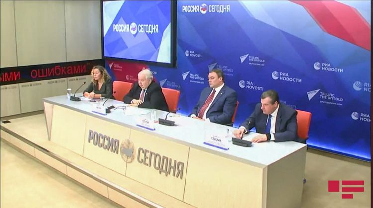 """Russian parliamentarians: """"Azerbaijan's and Russia's views on occurrences in PACE are similar"""""""