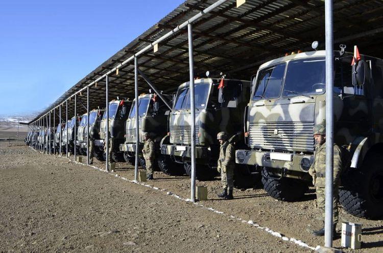 Azerbaijani MoD: New training period starts in troops