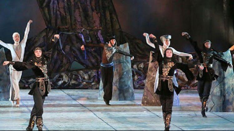Будет показан балет Полада Бюльбюльоглу