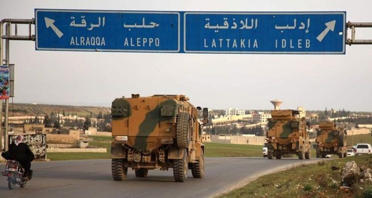 US expresses solidarity with Turkey after attack in Idlib