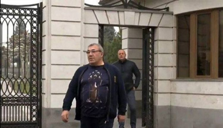 Ex-president of Armenian Football Federation detained