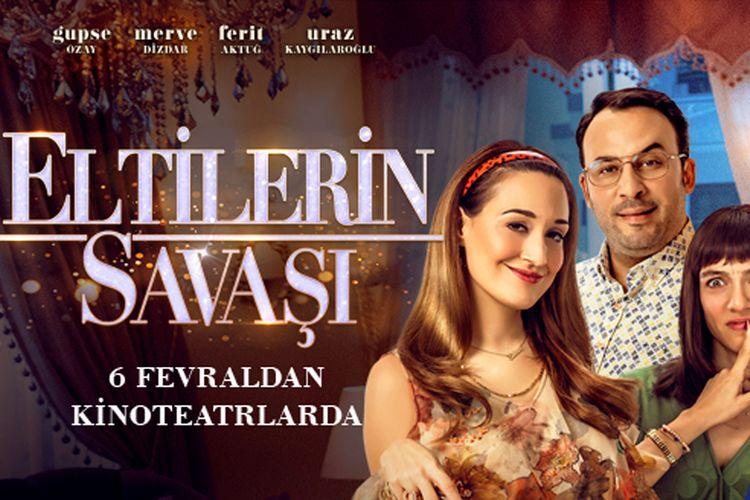 """""""Eltilerin Savaşı"""" türk komediyasının nümayişinə başlanılır"""