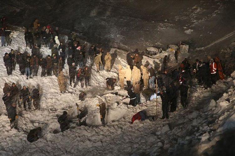 Число погибших при сходе лавины в Турции возросло до 41 - <span class='red_color'>ОБНОВЛЕНО-7</span>