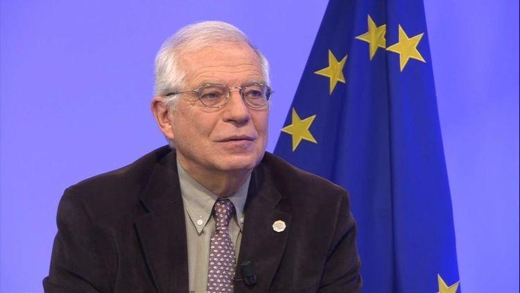 EU HR/VP Josep Borrell travels to the United States