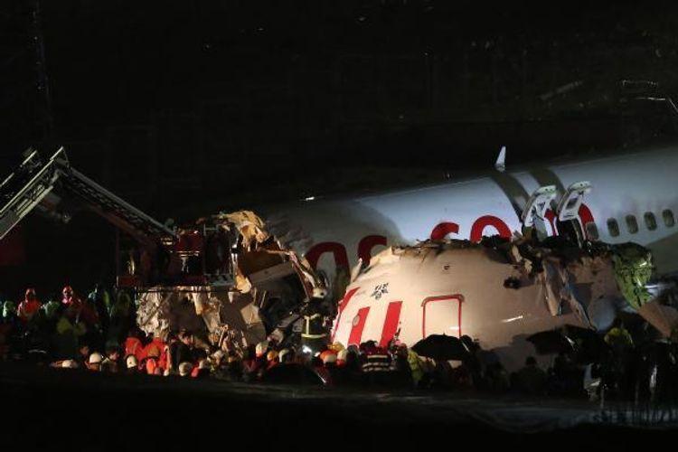 Посольство: В результате ЧП в стамбульском аэропорту пострадал азербайджанец