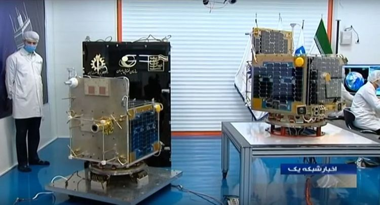 Iran space agency says country capable of producing 3rd-generation satellite carriers