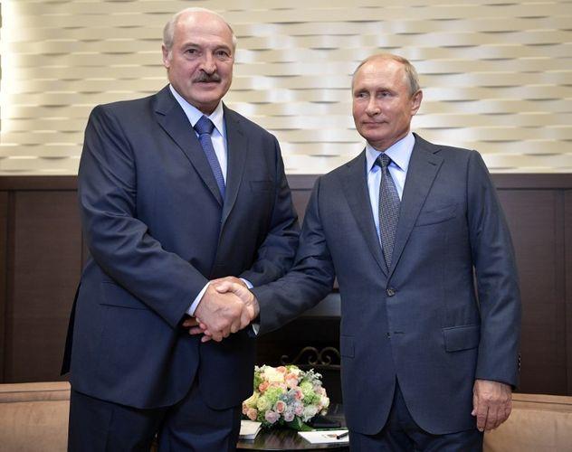 Lukashenko, Putin to meet in Sochi