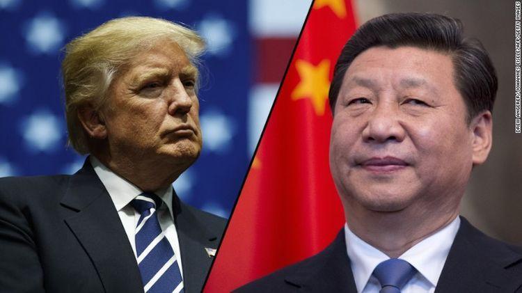 Trump discusses coronavirus with China