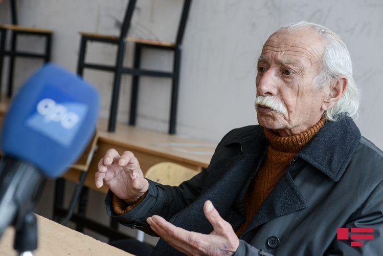 Народный художник Азербайджана: Интриги и чиновники не дали реализовать мне проекты