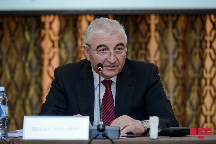 Мазахир Панахов: Защита прав всех субъектов избирательного процесса - долг ЦИК