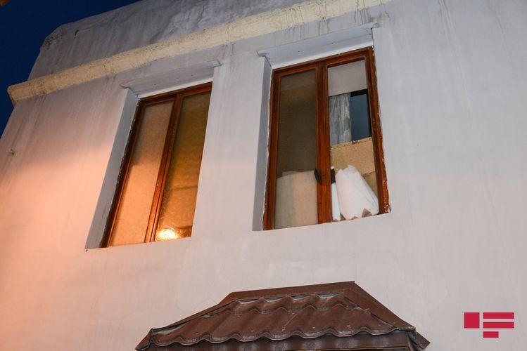 В Ичеришехер произошел взрыв в жилом здании, есть пострадавшие - <span class=