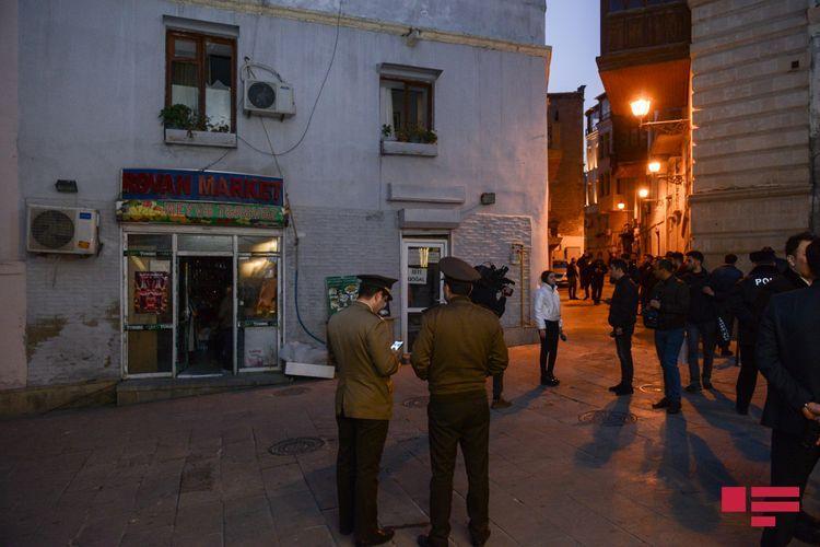 В Ичеришехер произошел взрыв в жилом здании, есть пострадавшие - <span class='red_color'>ОБНОВЛЕНО-1</span> - <span class='red_color'>ФОТО</span>