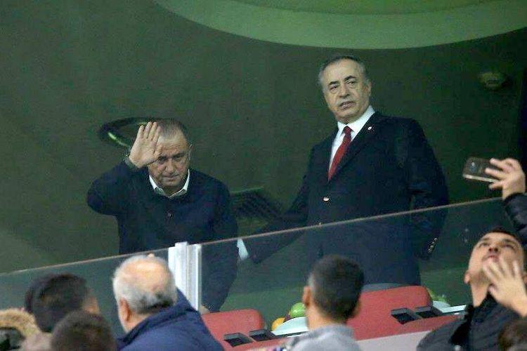 Фатих Терим готовится стать президентом «Галатасарая»