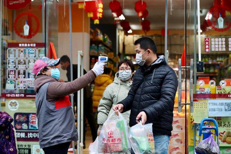 U.S. awaits China