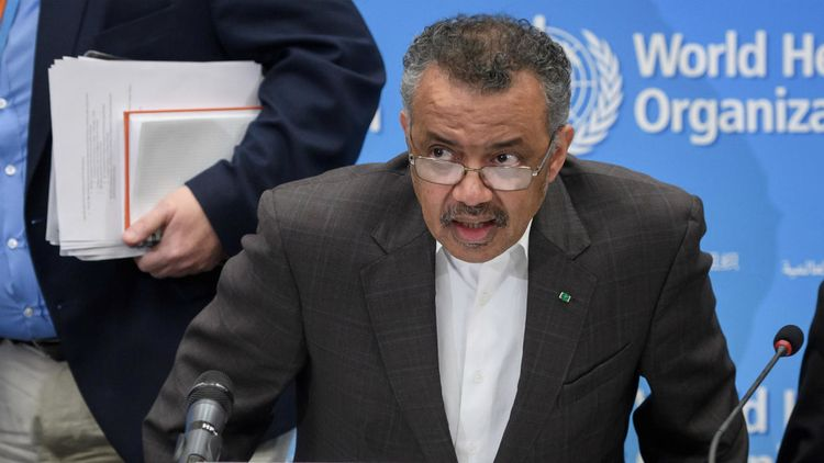 WHO holds news briefing to update media on coronavirus outbreak - VIDEO