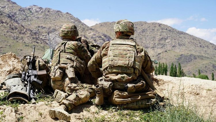 U.S., Afghan forces come under fire in eastern Afghanistan: U.S. official