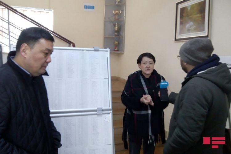 Kyrgyz observer: