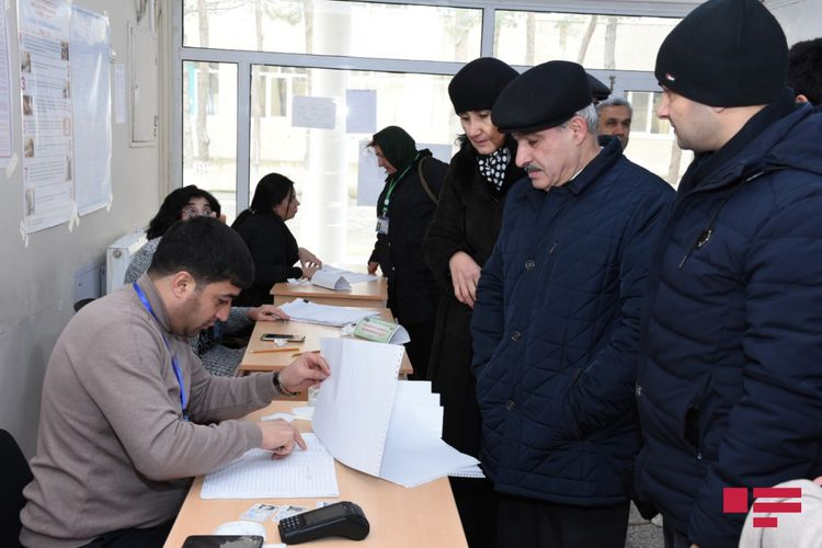 Parliamentary elections are held in Azerbaijan - PHOTOSESSION