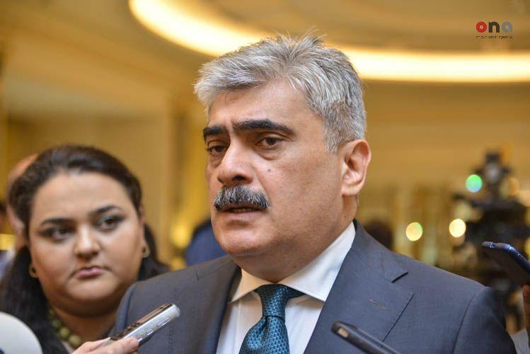 Самир Шарифов: Основная работа направлена на сокращение внешнего долга