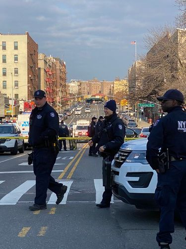 Gunman opens fire inside Bronx NYPD Precinct